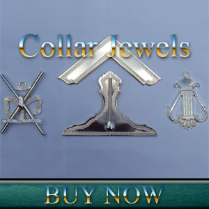 Masonic Collar Jewels