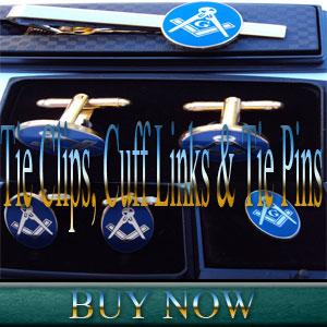 Tie Clip, Cufflink & Tie Pin Sets